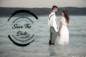 Save The Date Fotoğraf Çekimi